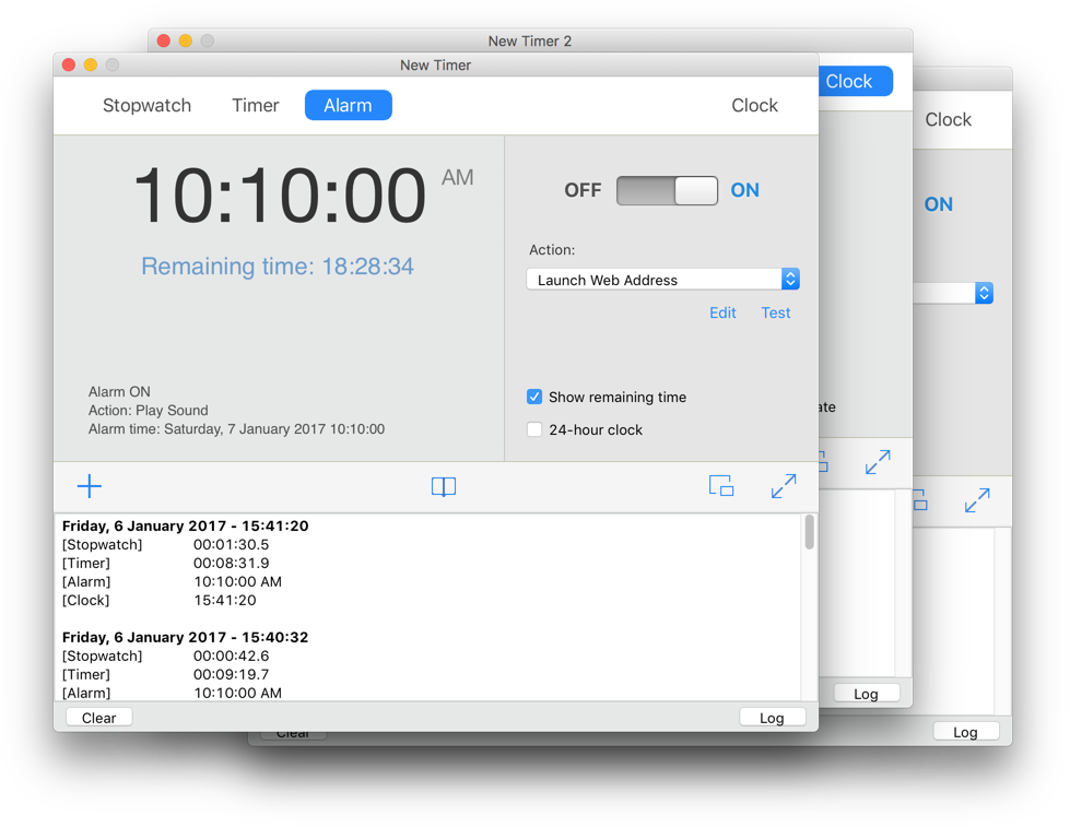 Timer for Mac | Apimac