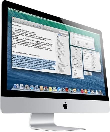 Clean Text Mac