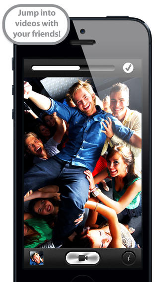 Self Timer Video for iPhone
