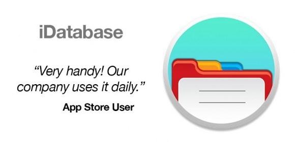iDabatase for Mac