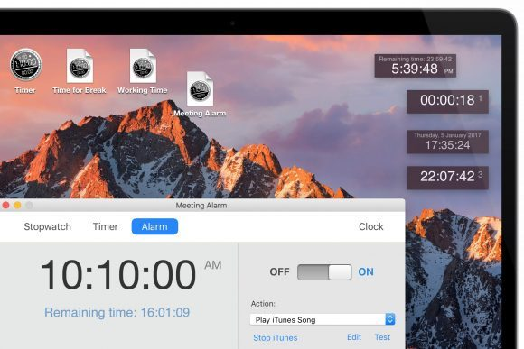 Timer 9.0 for Mac